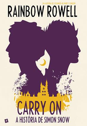 Carry on - R.Rowell - Editora Saide De Emercencia