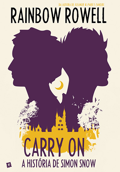 Carry on - R.Rowell - Editora Saide De Emercencia