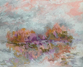 The Color of Air on the Lake No. 17