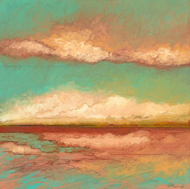 Cerulean Dawn