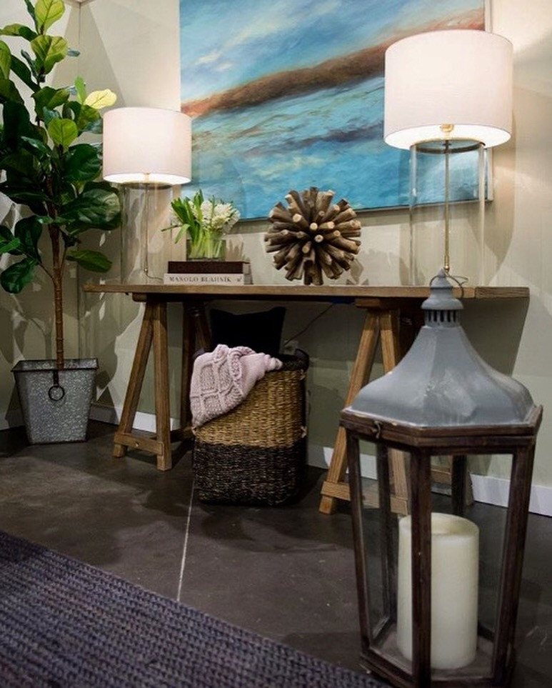 2018 Rhode Island Home Show with Candita Clayton Gallery and Insperiors Interior Design