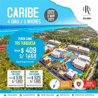 CARIBE - PUNTA CANA