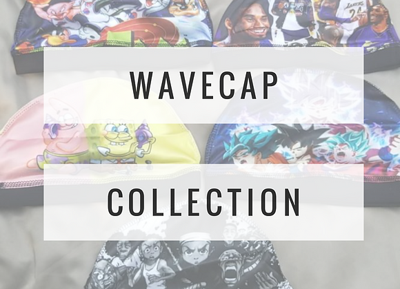 Cartoon Wavecaps (Click here for more styles)