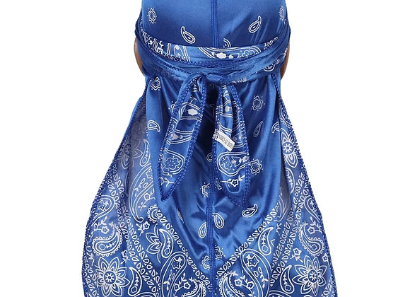 Bandana Silk Durags (Click here for more styles)
