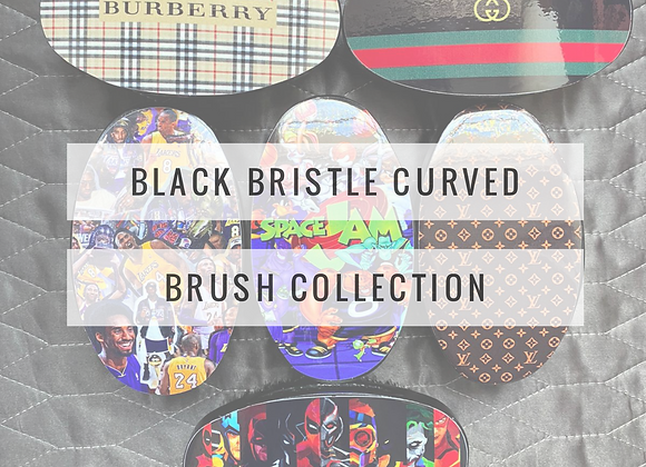 Curved Brushes (Click here for more styles)