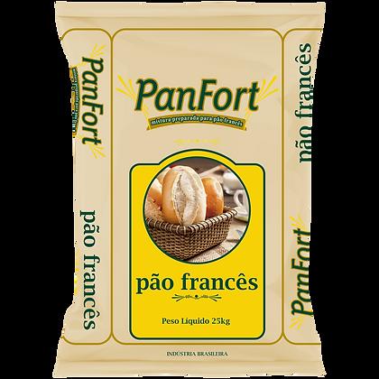 FARINHA MIX PAO FRANCES PANFORT 25KG KC