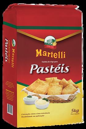 FARINHA DE TRIGO MARTELLI PARA PASTEL 5KG