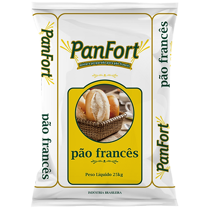 FARINHA MIX PAO FRANCES PANFORT 25KG RB