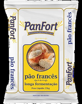 MISTURA PREPARADA PARA PÃO FRANCES PANFORT LONGA FERMENTAÇÃO 25KG