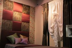 壁面の装飾