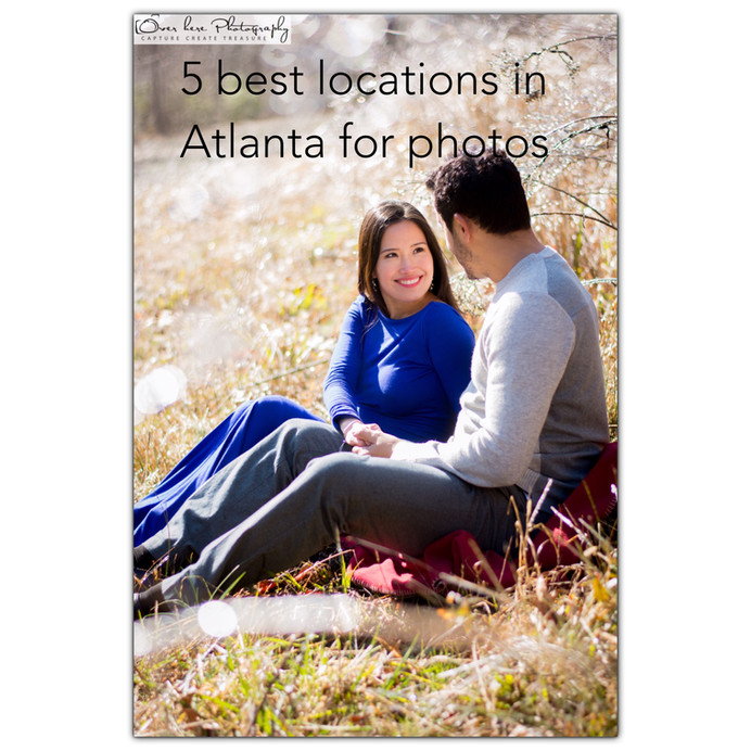 Atlanta locations for photo shoots