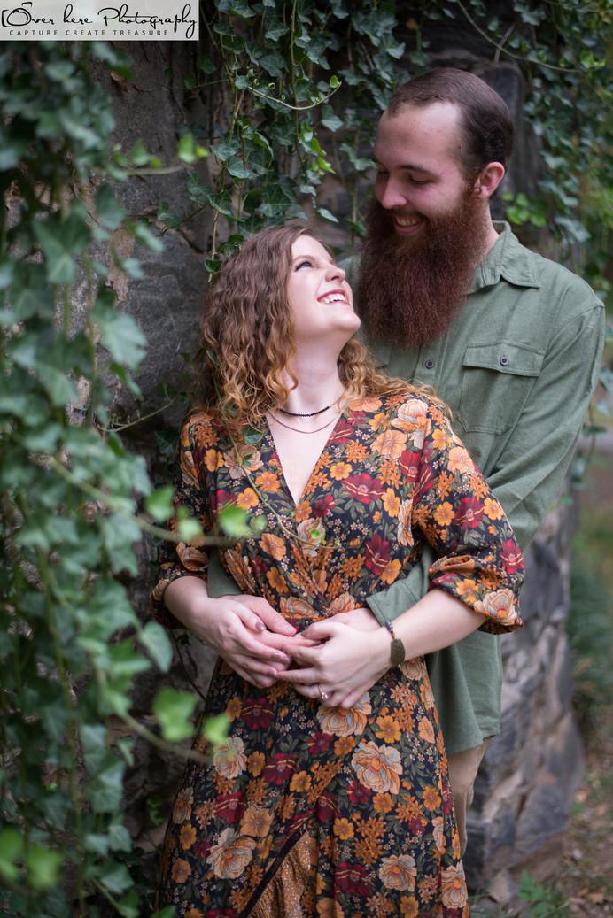 Engagement Photographs Piedmont Park