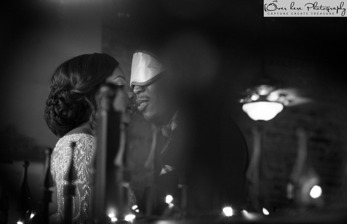 Intimate Wedding Moments With Deirdre and Shon