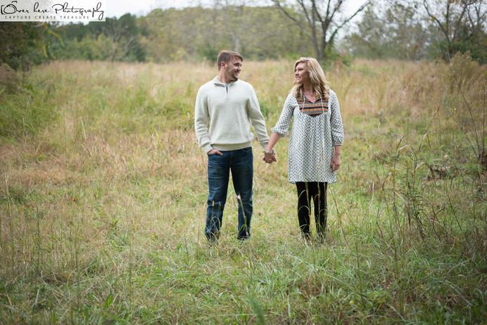 Ashton and Kale - Atlanta Engagement Photographer
