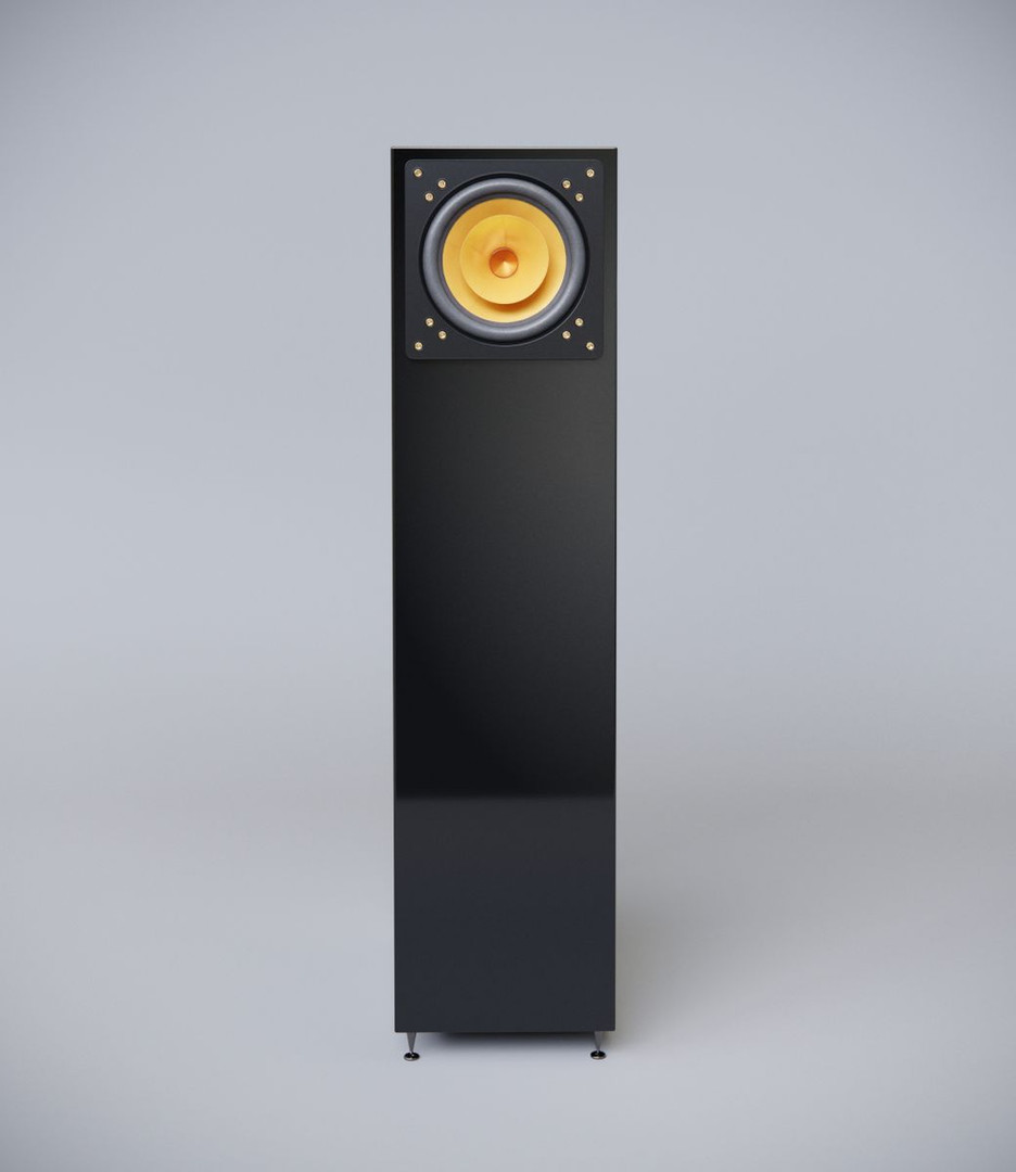 Cube Audio Bliss C loudspeakers