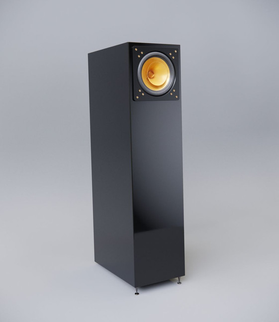 Cube Audio  Magus loudspeakers