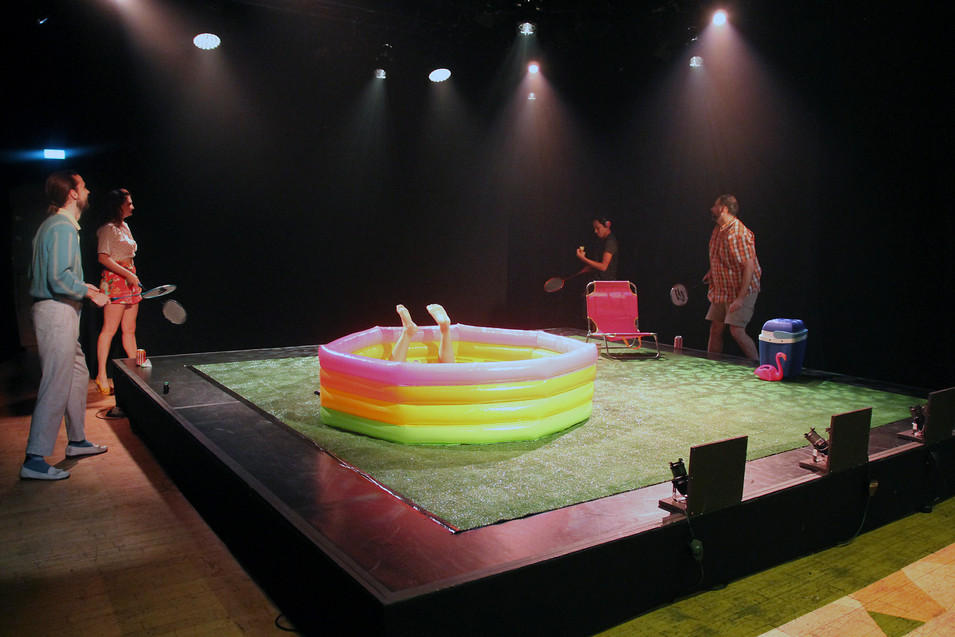 here comes the tide/there goes the girl, Edinburgh Fringe Festival, 2019