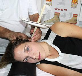 רפואה אלטרנטיבית בחיפה - מטופלת