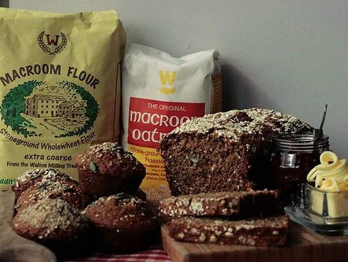 traditional brown soda bread