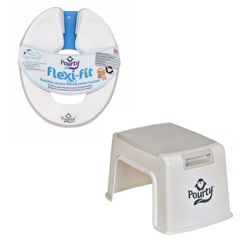 Brilliant Pourty Flexi Fit Toilet Trainer Up Step Ibusinesslaw Wood Chair Design Ideas Ibusinesslaworg