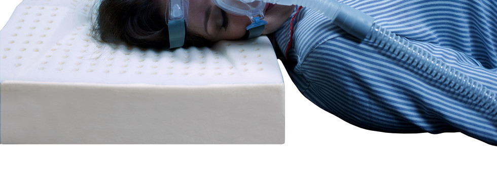 LumaLife Luxe CPAP Pillow