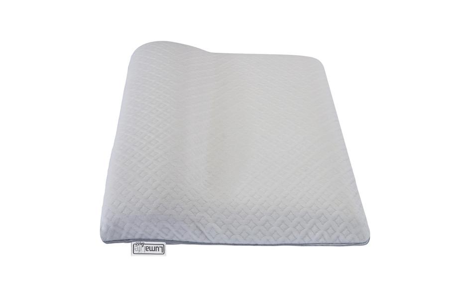Slim, thin contour pillow