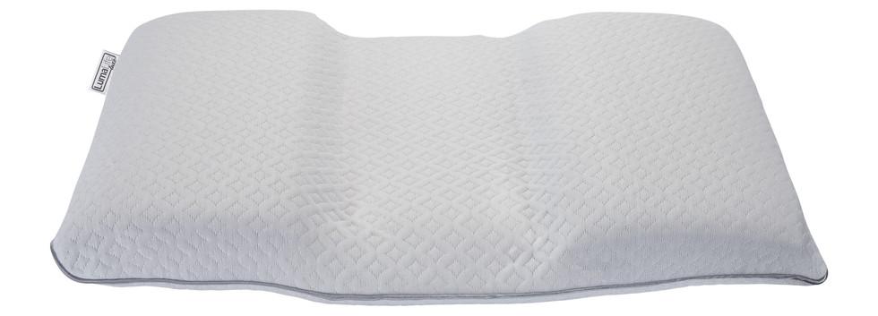 Slim orthopedic pillow