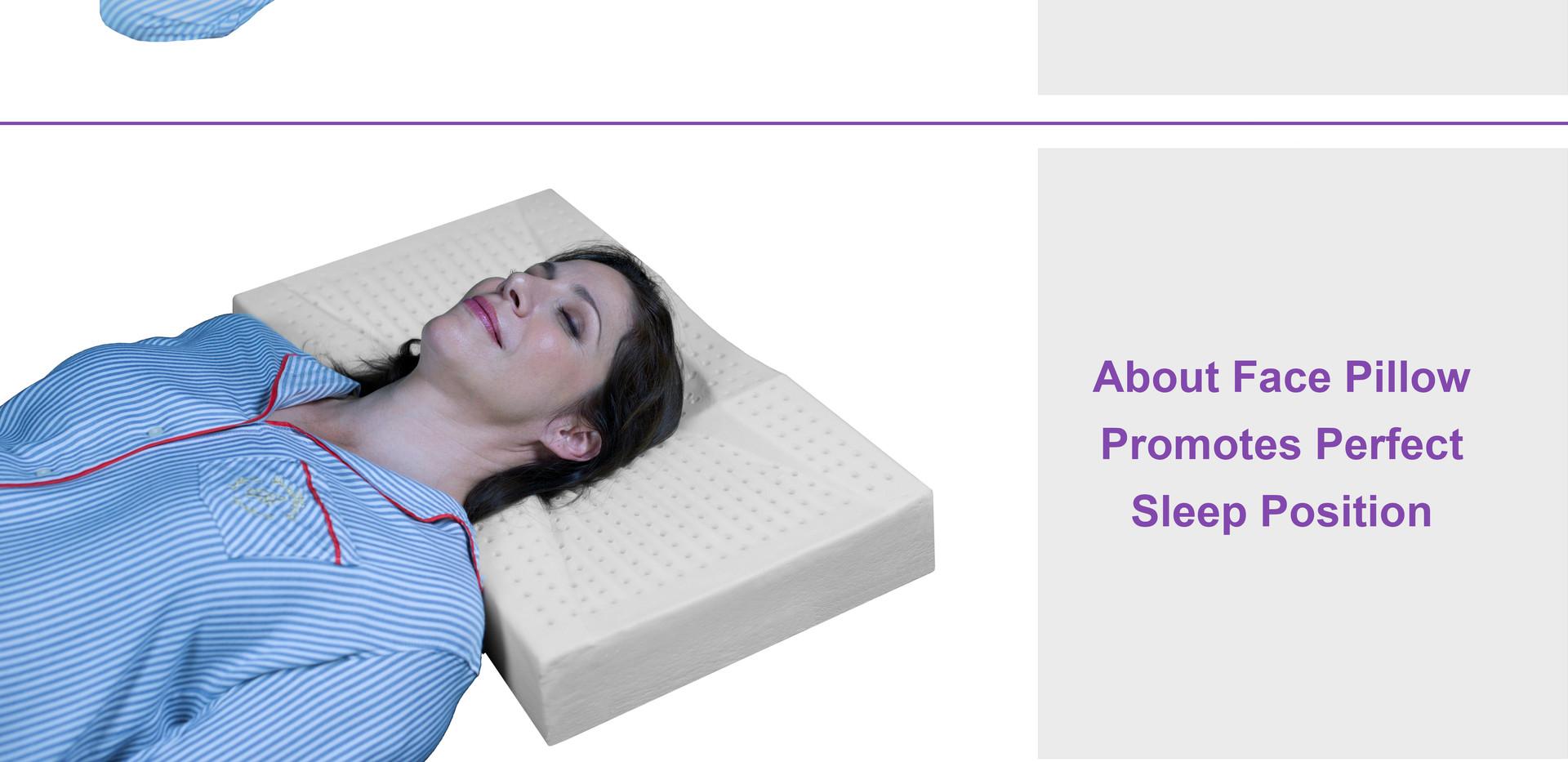 LumaLife Luxe Anti Wrinkle Pillow