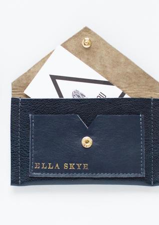 Wallet Design - Ella Skye