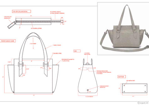 Technical Drawings - August