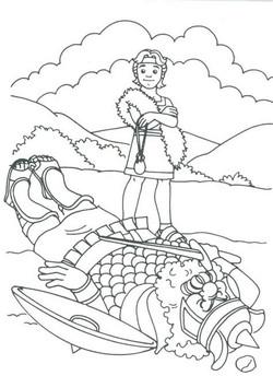 David et Goliath 2