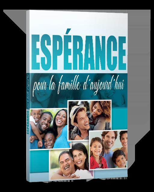 Esperance pour la famille d'aujourd-hui