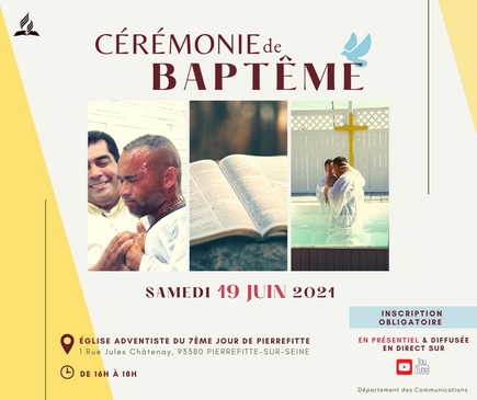 Baptême EA7J Pierrefitte - 19 juin 2021.