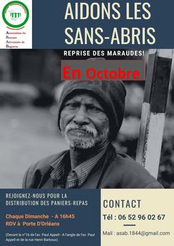 Secours Adventiste de Bagneux _ Maraudes
