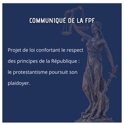 UFB - Communiqué de la FPF