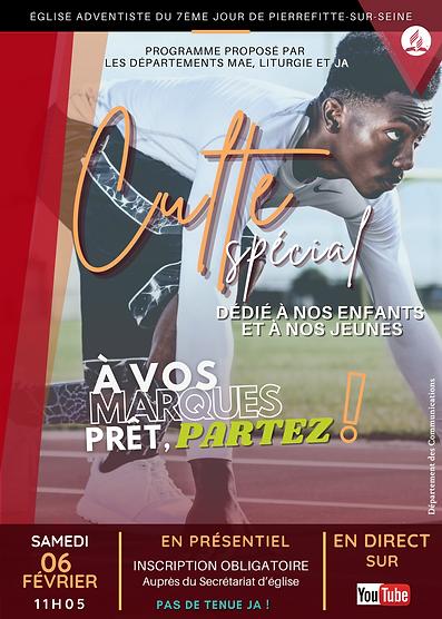 Flyer programme JA MAE LITURGIE Pierrefi