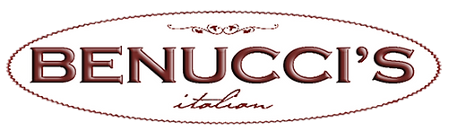 benuccis italian restaurant logo