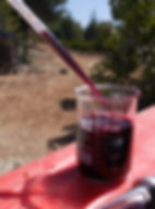 Beit El winery great wine, great color and taste
