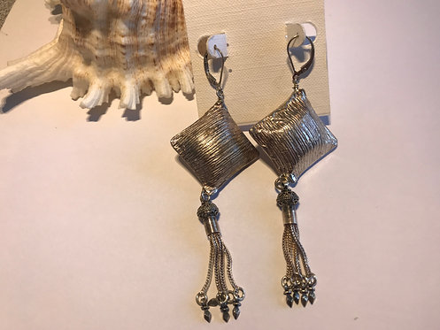 Thai Silver Earrings