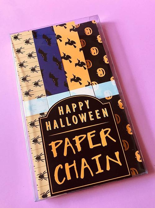Halloween Paperchains