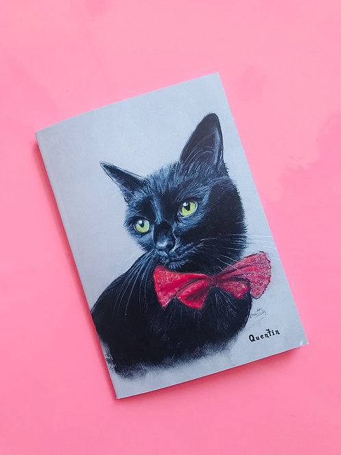A6 Quentin Notebook