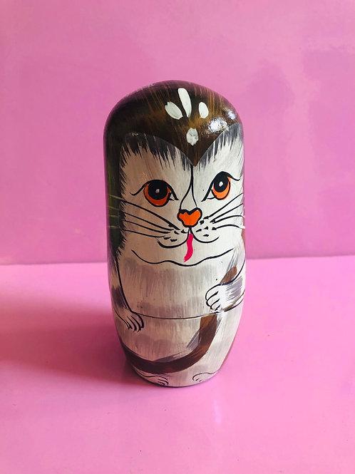 Cat Russian Dolls