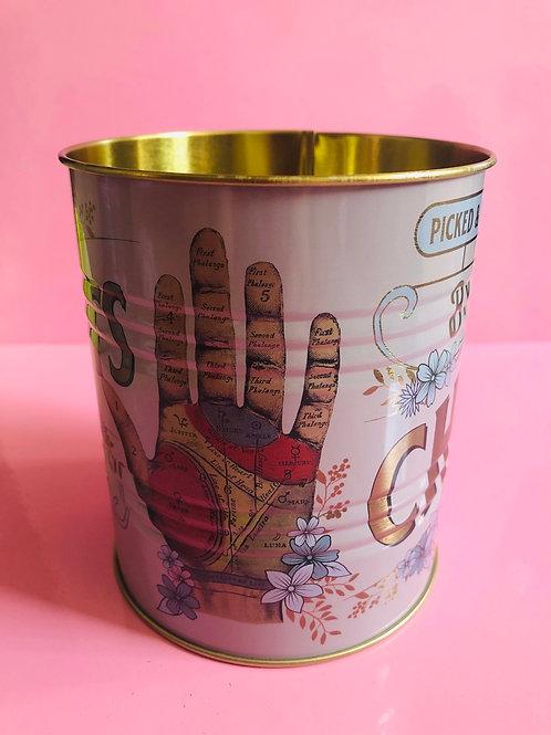Palmistry Tea Tin