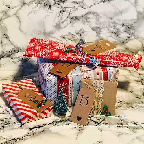 Gift a Day Advent Calendar