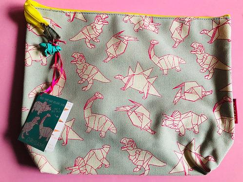 Dinosaur Wash Bag