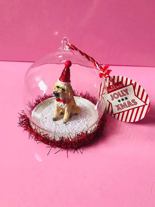Dog Dome Decoration