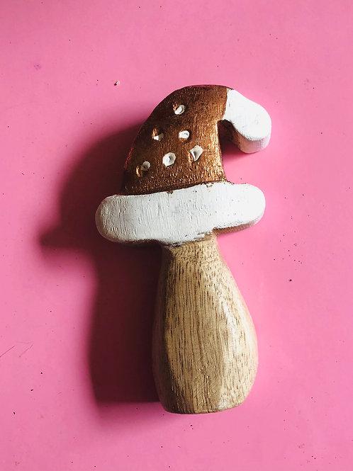 Wood Mushroom (small)