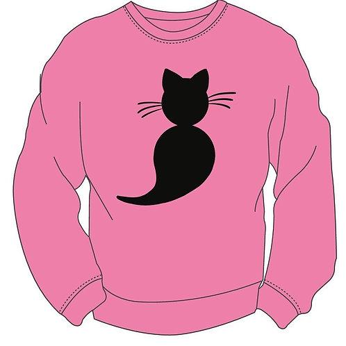 Semicolon Cat Jumper