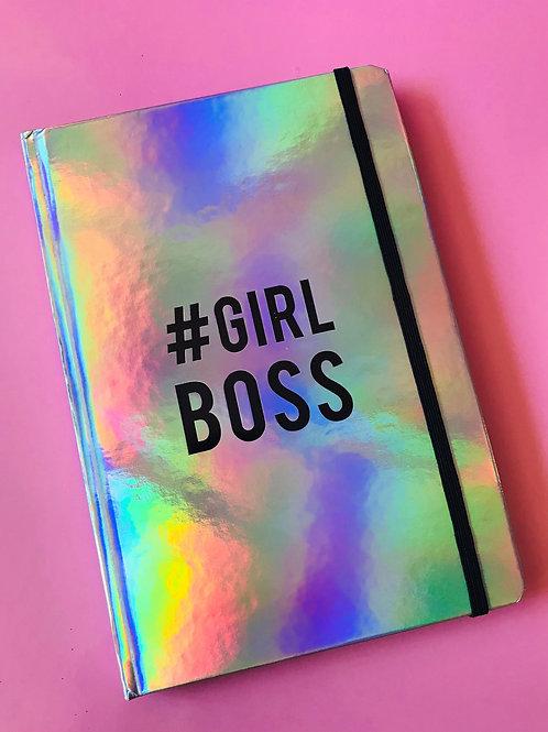 A5 Girl Boss Notebook