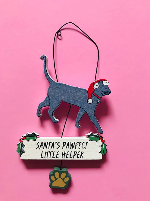 Pawfect Cat Sign